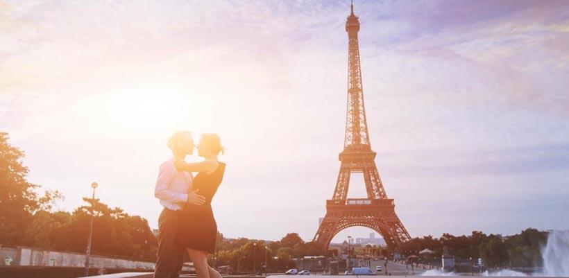 Paris Switzerland Honeymoon Packages