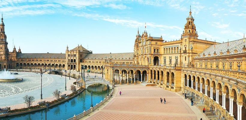 Spain Honeymoon Tour packages, Honeymoon Tours in Spain 2018.